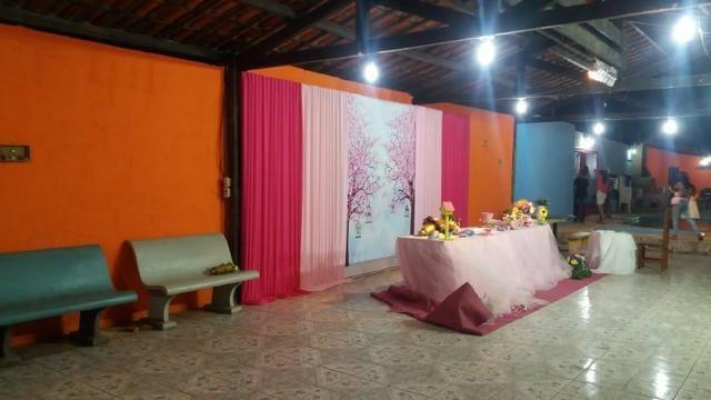 Casa com Piscina para Eventos e Temporada - Foto 9