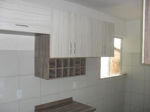 Alugo apartamento mobiliado - Foto 3