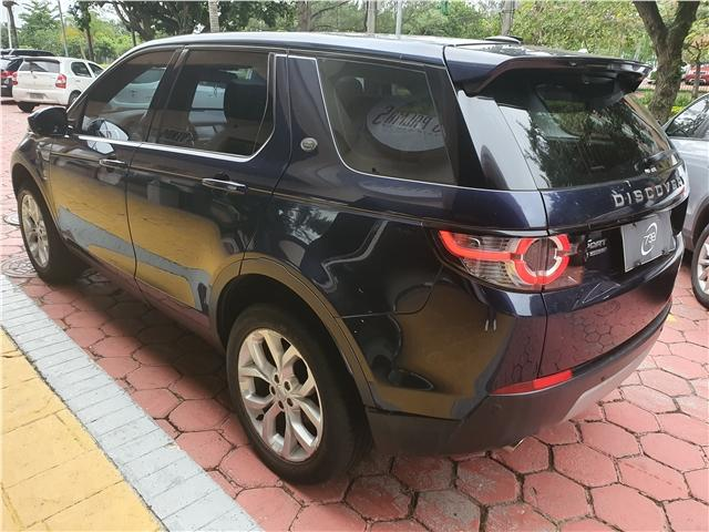 Land rover Discovery sport 2.0 16v si4 turbo gasolina hse 4p automático - Foto 3