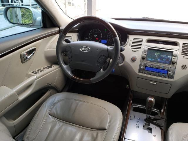 Oportunidade Lindo Azera 2011 3.3 mpfi gls sedan v6 24v gasolina 4p automático - Foto 7