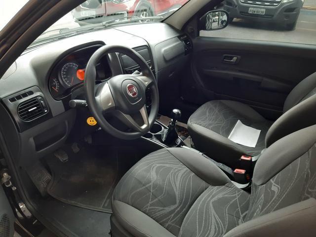 Fiat strada 1.4 hard working cs 8v flex 2017 - Foto 5