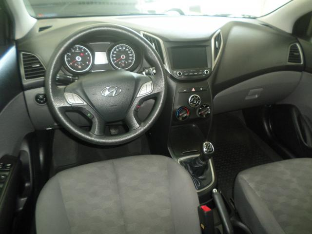 HYUNDAI HB20S 1.6 COMFORT PLUS 16V FLEX 4P MANUAL - Foto 5