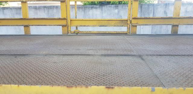 Carreta gas gaiola lastro de chapa - Foto 3