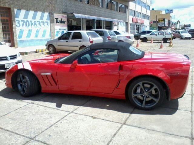 Corvette conversivel troco por menor valor - Foto 7