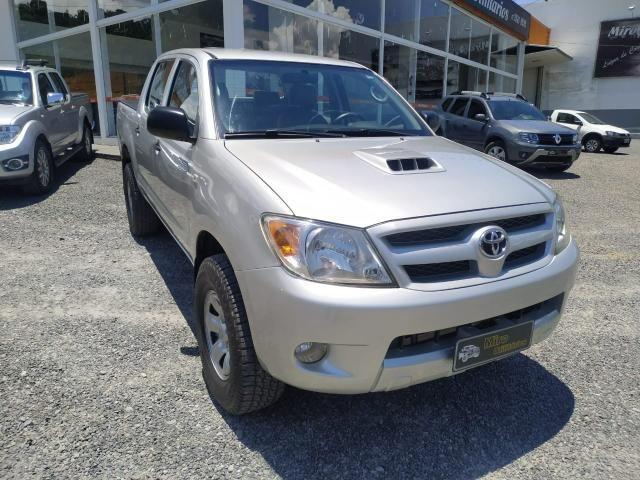 TOYOTA/HILUX SR 3.0 4x4 2007 R$ 65.000 - Foto 7