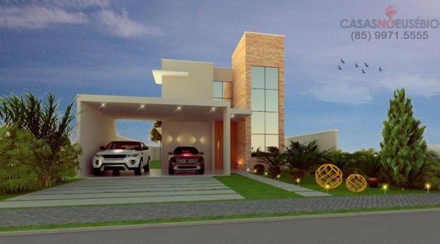 Casa duplex finalizando acabamento no alphaville terras 248 metros, 4 vagas, - Foto 2