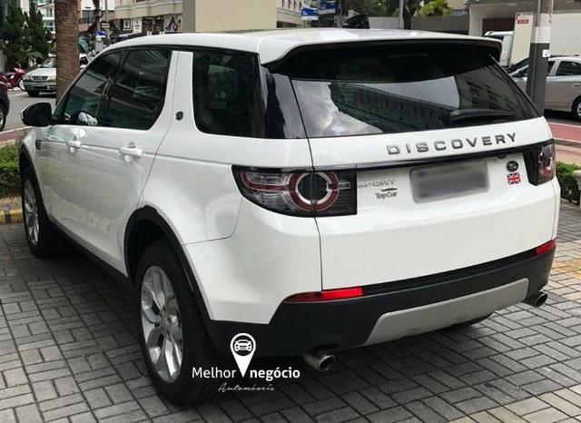 Land Rover Discovery Sport HSE 2.0 4x4 Diesel Aut. Branca - Foto 6