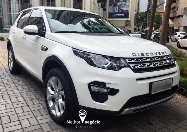 Land Rover Discovery Sport HSE 2.0 4x4 Diesel Aut. Branca - Foto 3