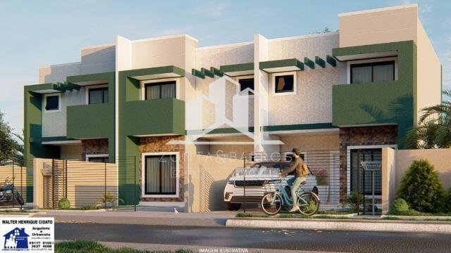 Casa à venda com 3 dormitórios em Green field, Fazenda rio grande cod:SB00022 - Foto 5