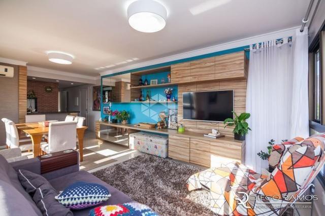 Apartamento à venda com 3 dormitórios em Boa vista, Porto alegre cod:9929518 - Foto 3
