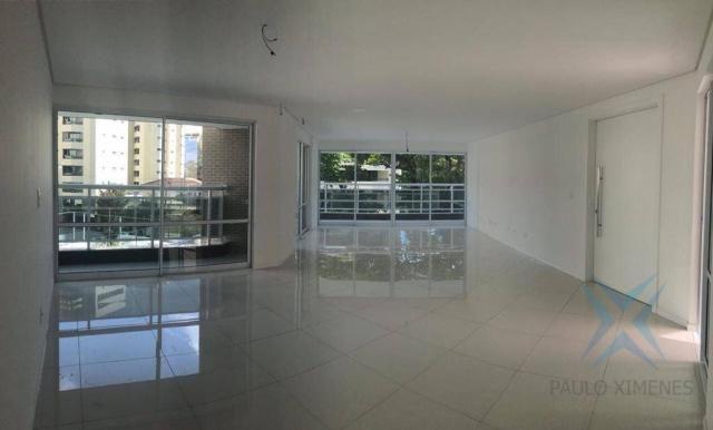 Apartamento com 4 dormitórios à venda, 245 m² - Meireles - Fortaleza/CE - Foto 19
