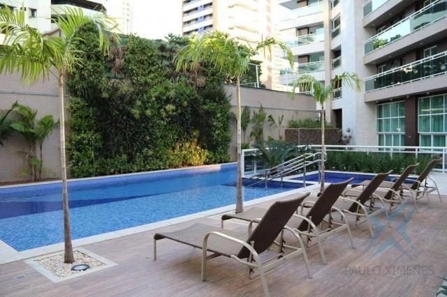 Apartamento com 4 dormitórios à venda, 245 m² - Meireles - Fortaleza/CE - Foto 17
