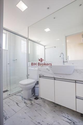 Apartamento para alugar com 3 dormitórios em Funcionários, Belo horizonte cod:BHB20867 - Foto 12