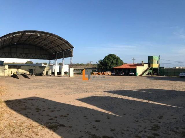 Terreno com Prédio Comercial - venda por R$ 5.500.000 ou aluguel por R$ 25.000/mês - Quart - Foto 6