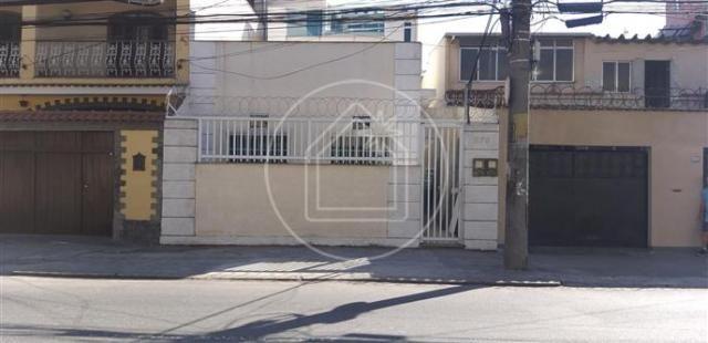 Casa à venda com 2 dormitórios em Engenho de dentro, Rio de janeiro cod:882805