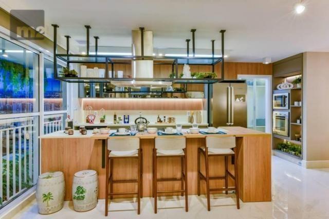 Apartamento à venda com 3 dormitórios em Setor marista, Goiânia cod:M23AP0525 - Foto 4