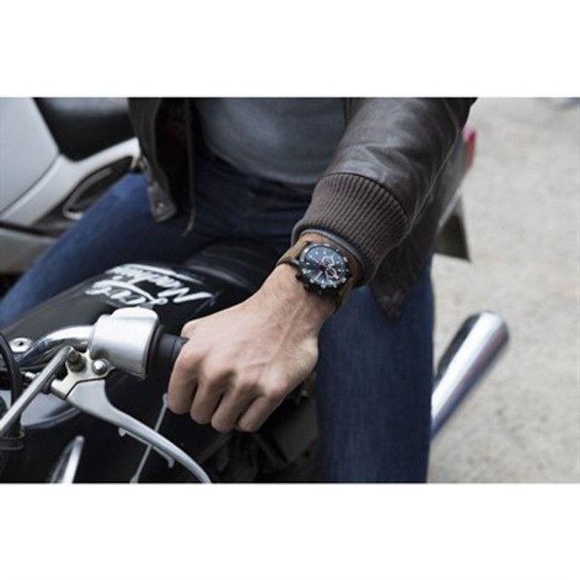 Relógio wenger roadster chronograph - Foto 3