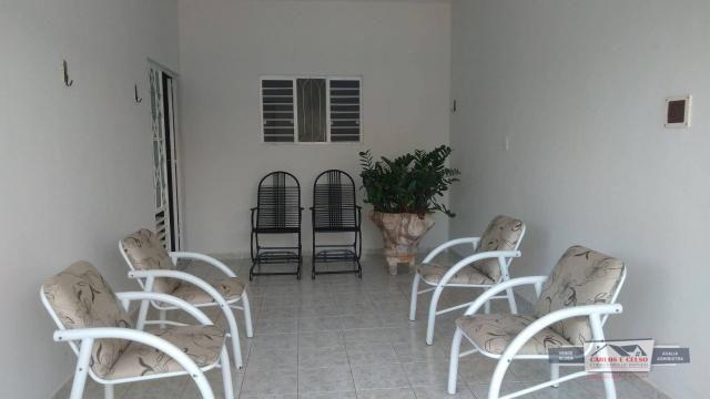 Casa com 3 dormitórios à venda, 145 m² por R$ 170.000 - São Sebastião - Patos/PB - Foto 9