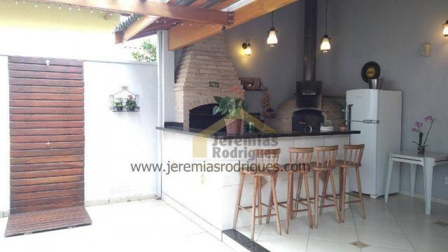 Casa com 4 dormitórios à venda, 282 m² por R$ 890.000 - Campos do Conde I - Tremembé/SP - Foto 18