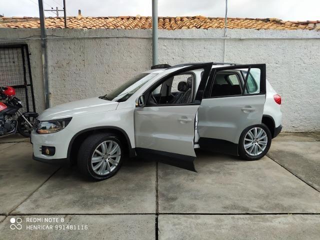 Tiguan 1.4 tsi Volkswagen Completo - Foto 4