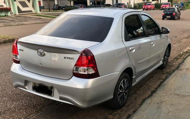 Veículo Etios Platinum Sedan 1.5 Automático - Foto 4
