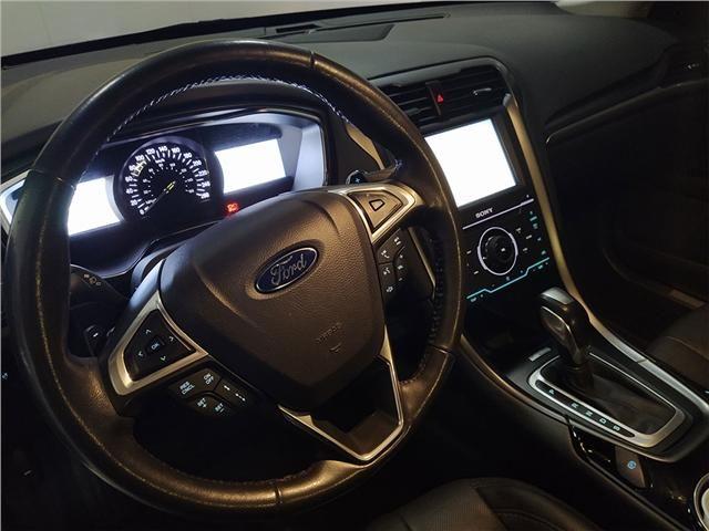 Ford Fusion 2.0 titanium awd 16v gasolina 4p automático - Foto 9