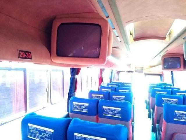 Ônibus volvo irizar Century impecável - Foto 8