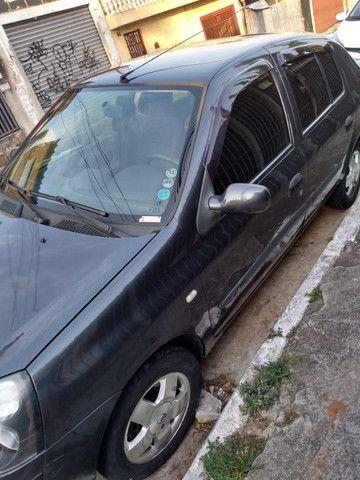 Clio Sedan Privilege 1.6 16V 2004 - Foto 3