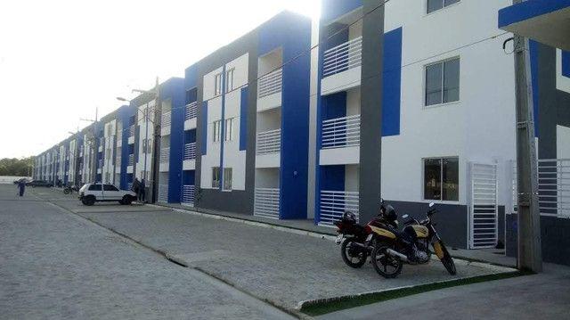 1 chave de 1 apartamento em condominio fechado em Rio largo - Foto 4