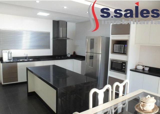 Luxo! Casa em Vicente Pires 4 Quartos - Lazer Completo!! - Brasília - DF - Foto 8