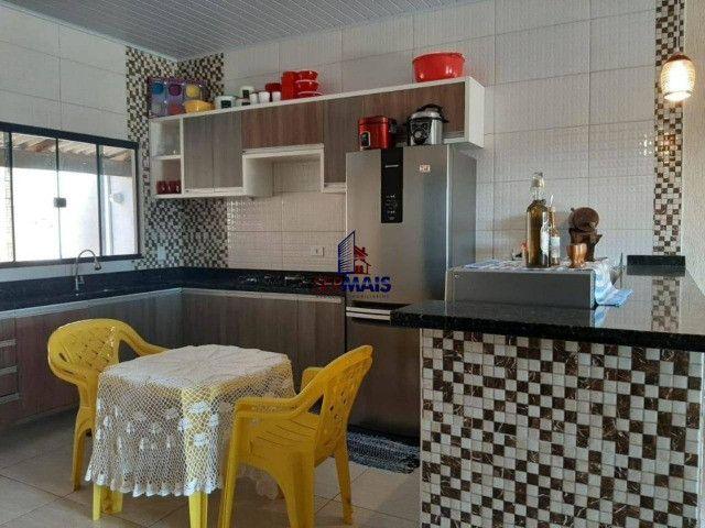Casa à venda por R$ 150.000 - São Francisco - Ji-Paraná/Rondônia - Foto 6