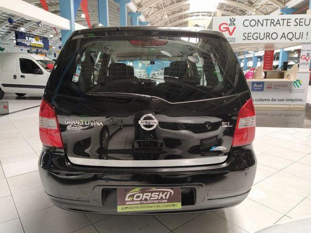 Nissan Grand Livina 1.8 SL Automática 2014 - Foto 17