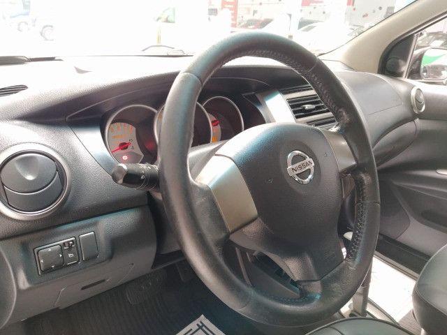 Nissan Grand Livina 1.8 SL Automática 2014 - Foto 6