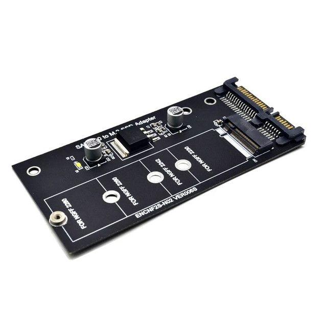 Adaptador SSD M2 sata ngff - Foto 2