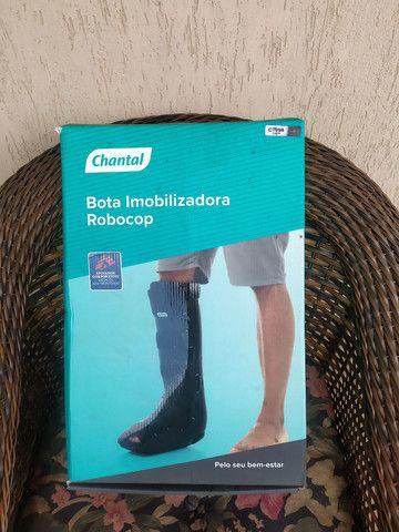 Bota Ortopédica Chantal Robofoot - Foto 4