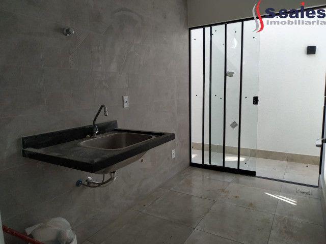 Oportunidade no Guará Park!! Casa Moderna 3 Suítes com Lazer completo! - Foto 9