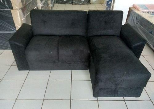 (Entregamos No Mesmo Dia)Sofa Chaise Novo(Embalado) Com Otimo Preço 549,00 - Foto 2