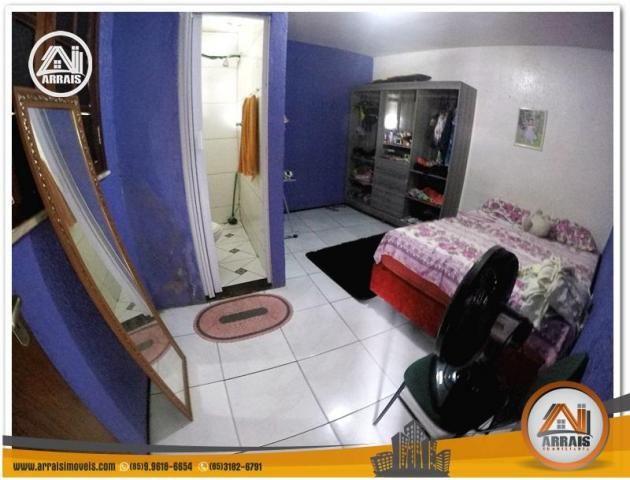 Casa com 3 dormitórios à venda, 100 m² por R$ 350.000,00 - Benfica - Fortaleza/CE - Foto 9