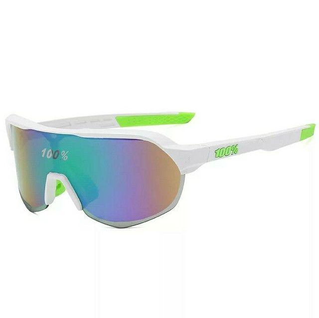 Óculos Ciclismo MTB - Proteção UV - Foto 3