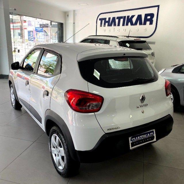 Kwid Zen 2018/2019 Completo, único dono, todo revisado na Renault, garantia até 12/2021 ! - Foto 18