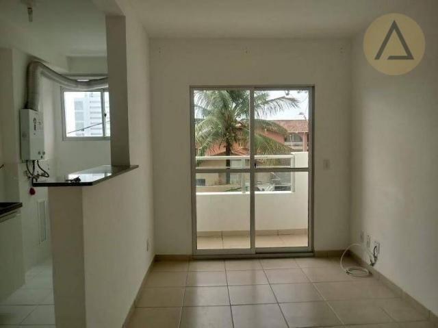 Atlântica imóveis tem excelente apartamento para locação/venda no bairro Glória em Macaé/R - Foto 7
