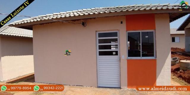 Casa no Luizote de Freitas IV em Uberlândia - MG - Foto 19