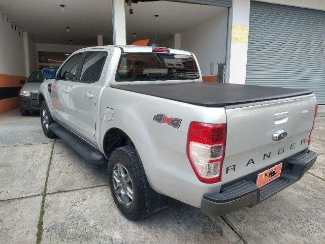 Ford Ranger XLS 2.2 4X4 CD Automática Diesel 2020 ( Garantia de Fabrica ) - Foto 5