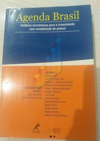 Livro - Agenda Brasil: Políticas Econômicas Para Preços