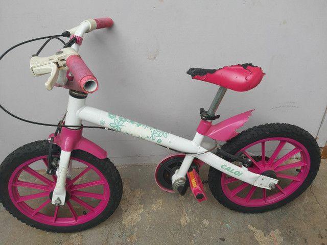 Bicicleta Infantil CALOI  - Foto 3