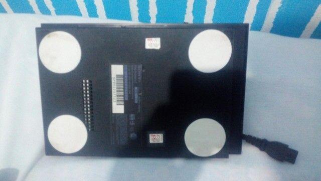 PlayStation 2, semi novo em perfeito estado com dois controles e todos os cabos - Foto 3