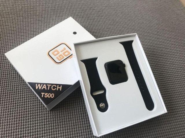 Relogio Smartwatch Iwo Max T500 - Foto 3