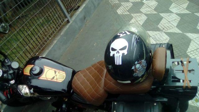 Vendo Fym-250cc Customizada - Foto 8
