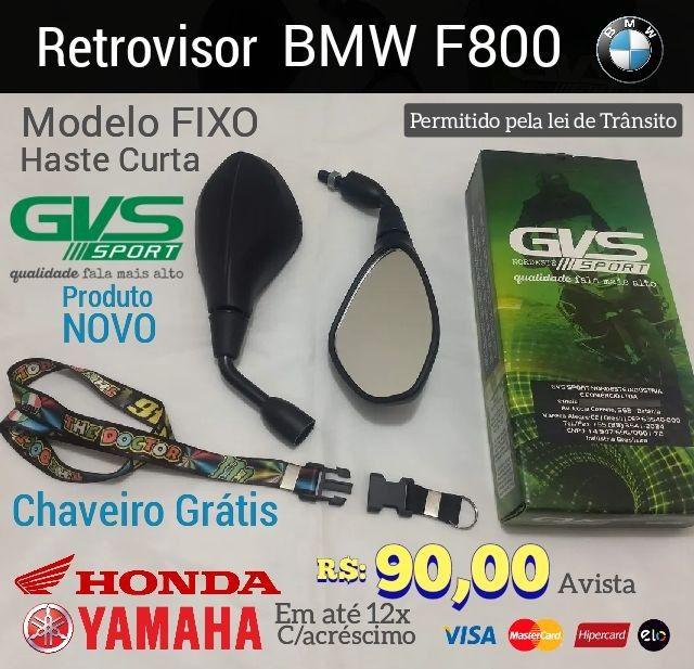 Retrovisor mod BMW gs F800 GVS original Honda Yamaha Suzuki ref4388