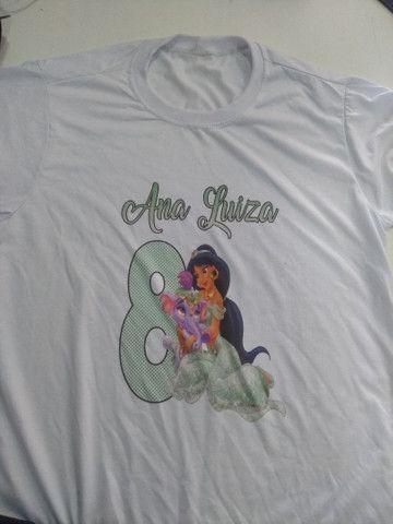 Camisetas e cropped personalizados - Foto 6